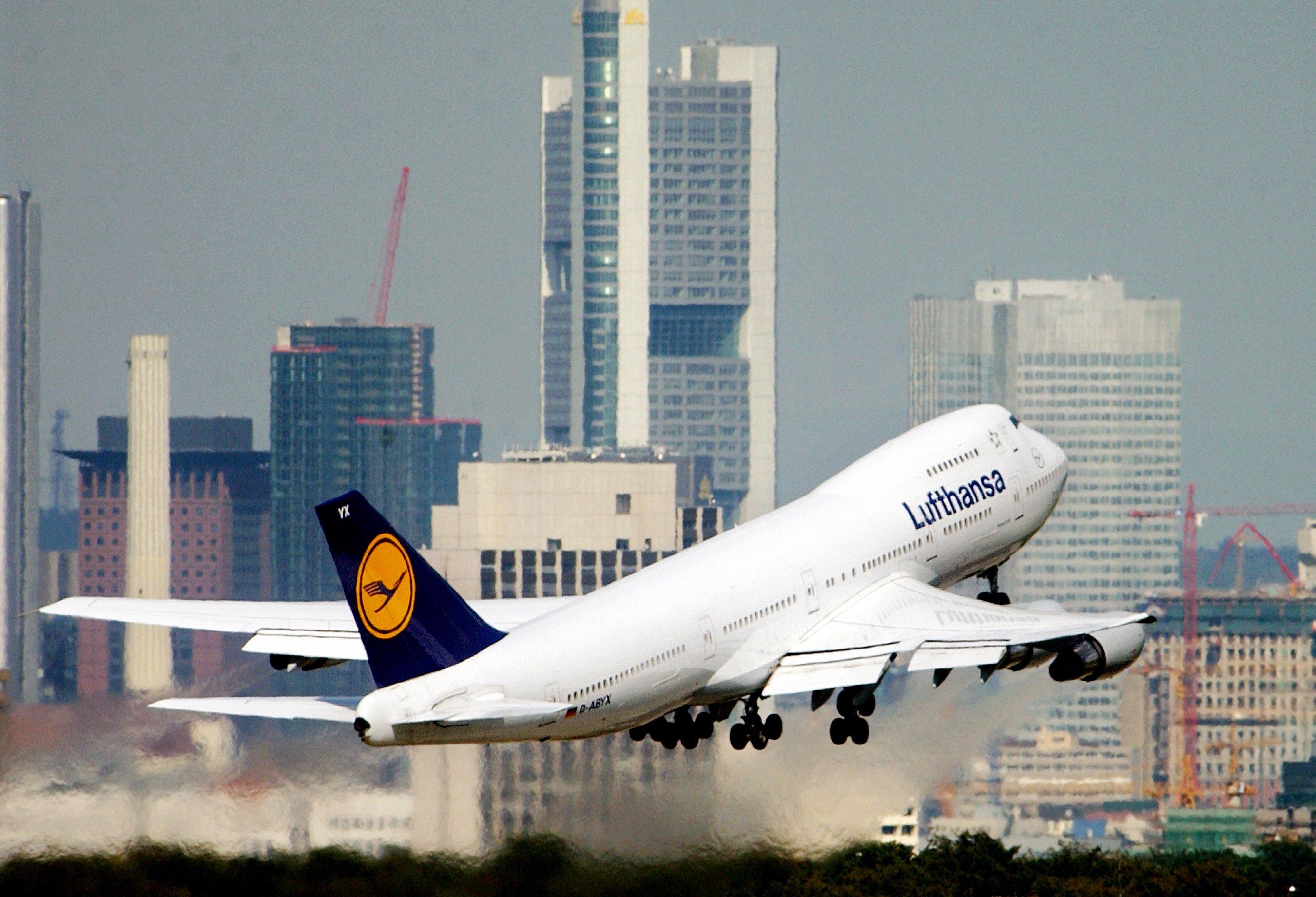 Mehr Flüge im Frankfurter Winterflugplan