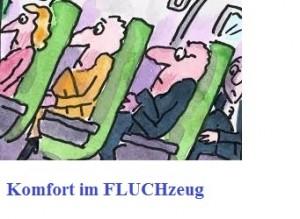 Komfort im Flieger