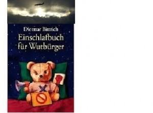 einschlafbuch fuer wutburger